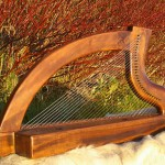 Customised Trinity College Harp